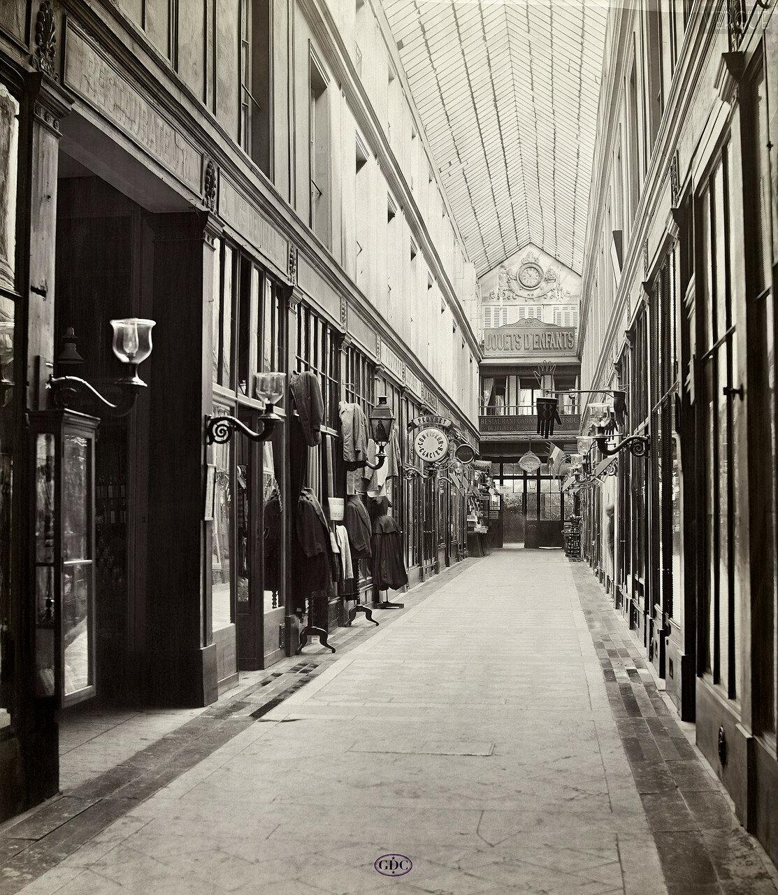 Галерея Часов, 1866