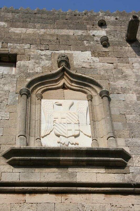 герб родоса