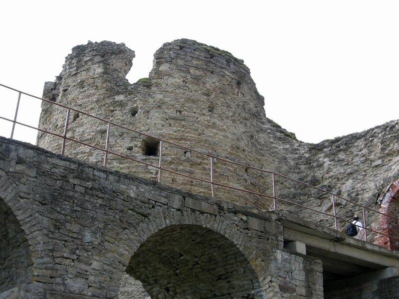 Мост, Южная башня, крепость Копорье