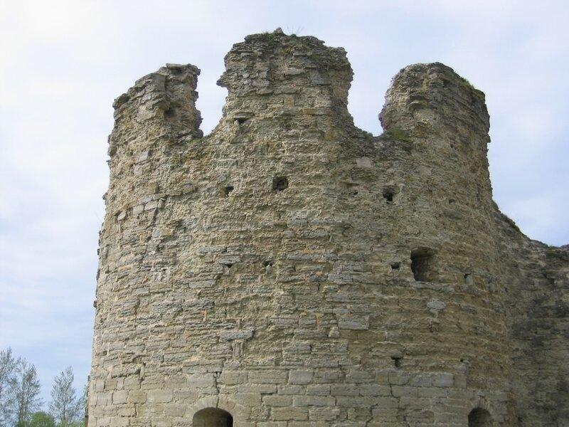 Южная башня, крепость Копорье