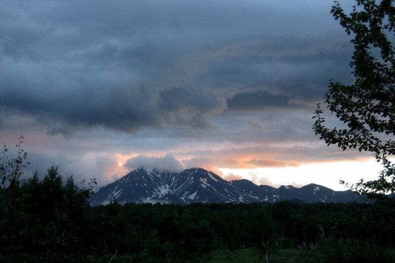 Закат над Аагом