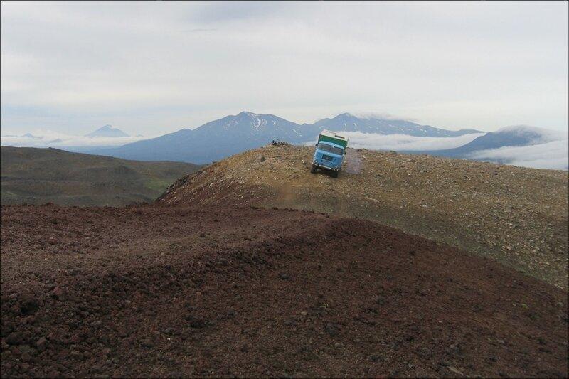 Мутновский вулкан, Камчатка