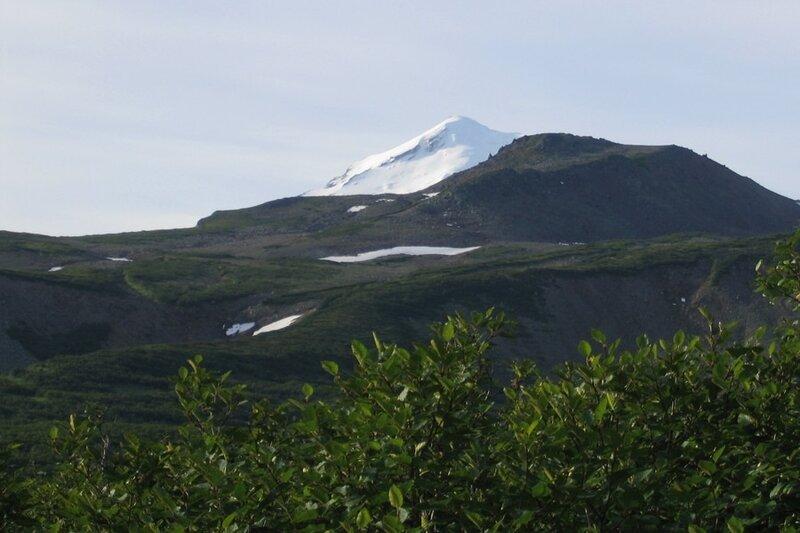 Утро, Пиначевский перевал, Камчатка