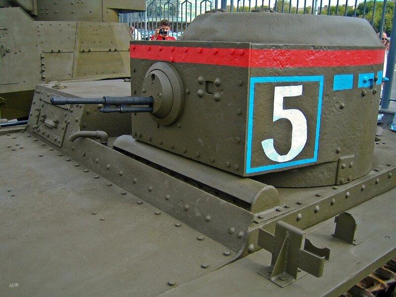 Т-38 — советский малый плавающий танк (танкетка)