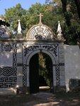 Старые монастырские ворота