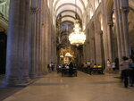 Внтури собора св. Иакова, Сантьяго