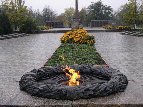 63 річниця визволення України від фашистських загарбників