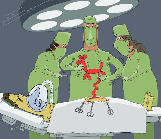 Открытка пластическому хирургу 86