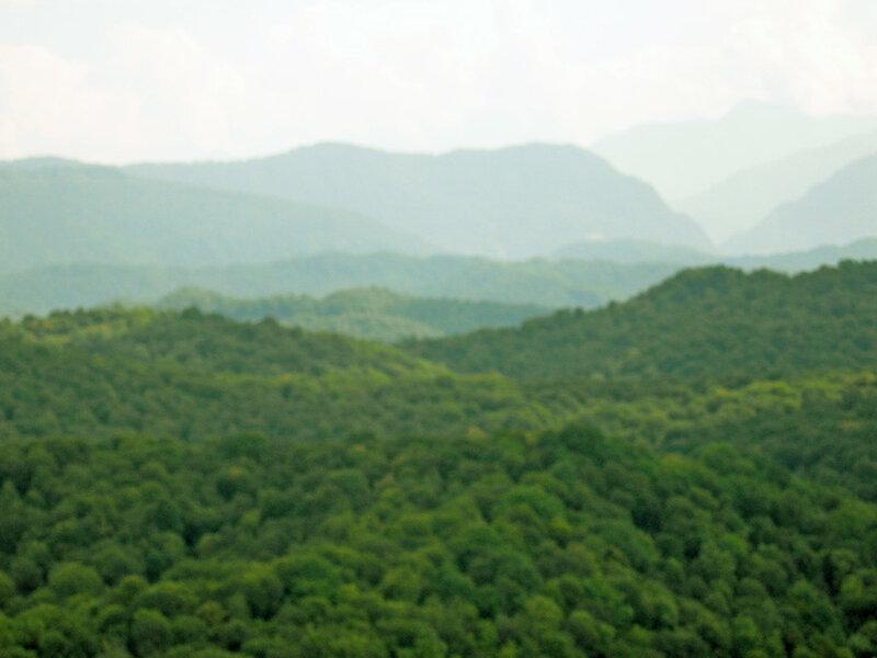 Горы в утреннем тумане, photo foto fotki history россия адлер сочи кавказ кавказские горы пейзаж фото фотки апарышев