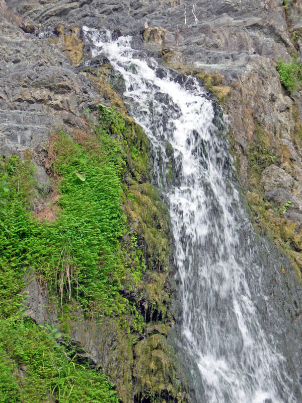 Вершина водопада, photo foto fotki history россия адлер сочи кавказ кавказские горы пейзаж фото фотки апарышев