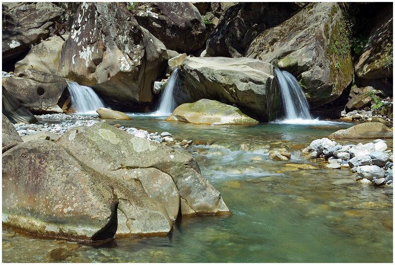 Мамедово ущелье - один из пунктов нашего согласованного маршрута.  Это красивейшее ущелье в Лазаревском районе на...