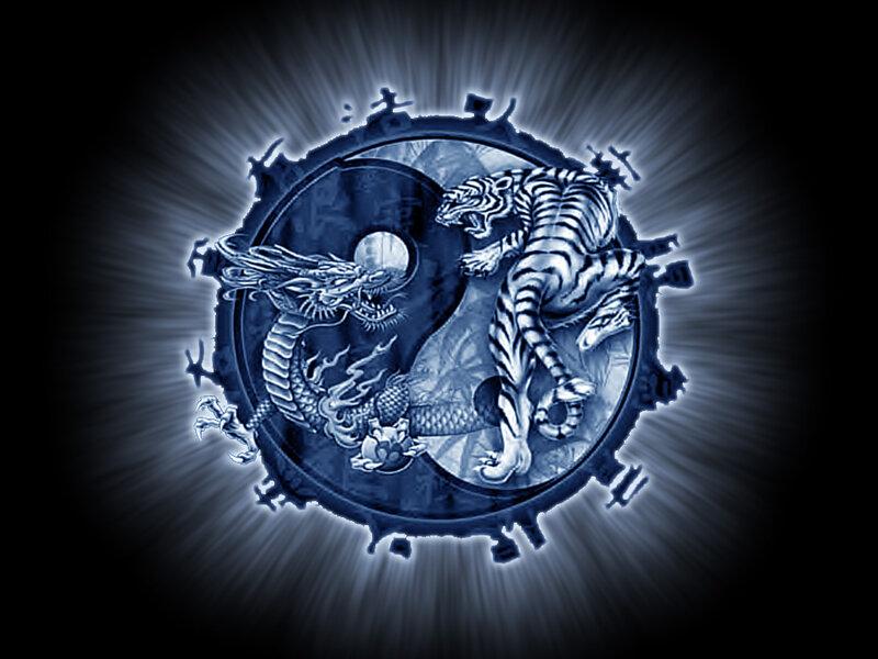 В философии востока существует ключевое понятие ИНЬ-ЯН. применимое ко всему - и... Человек подобен Луне...