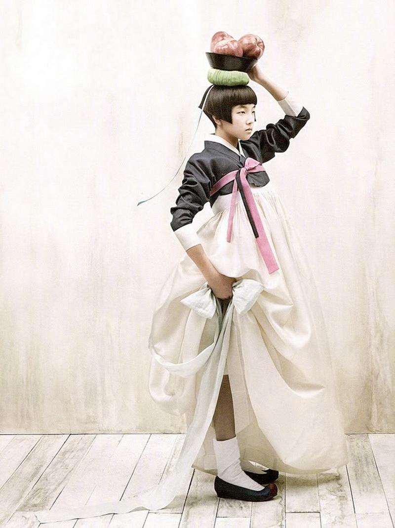 Фото девушек кореянок в одежде 17 фотография
