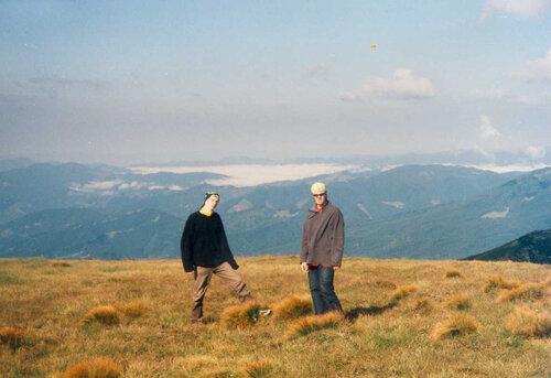 Похід по Чорногірському хребту. 2003 jurassik, yetti, карпати