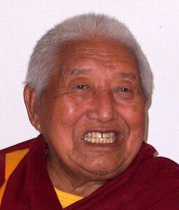 Lopon Tenzin Namdak Rinpoche