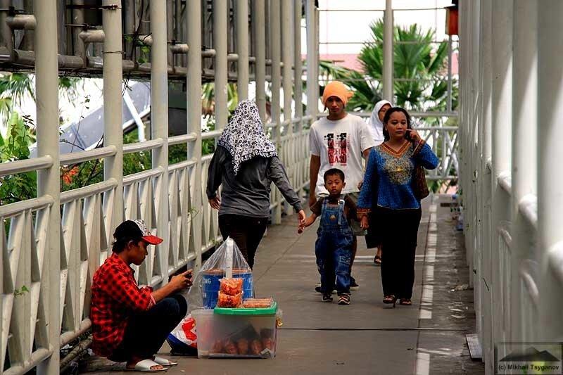 Джакартский басвей