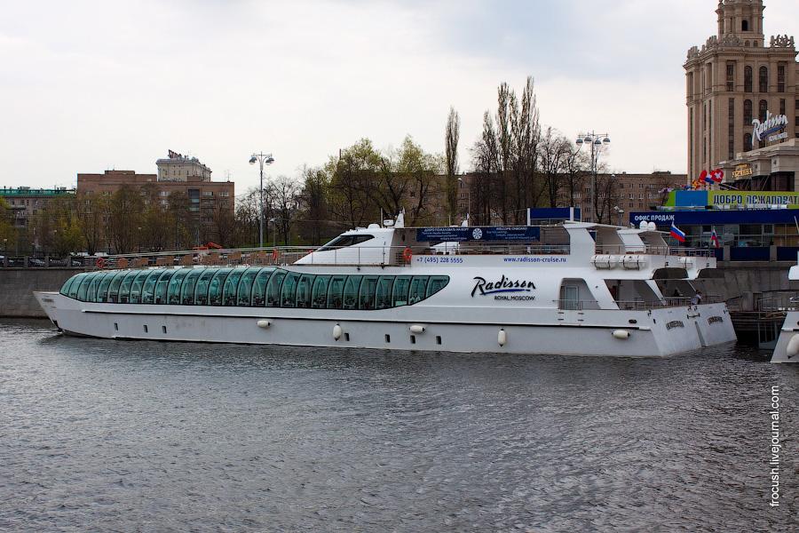 Яхта-ресторан «Капелла» и «Бон Вояж»