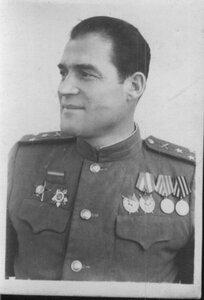 Командир бригады п-к Павликов В.Г. 07.45