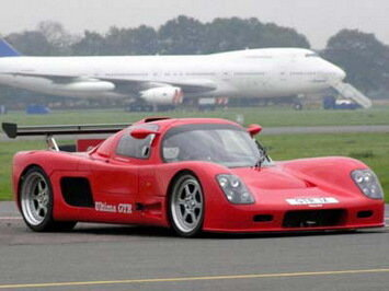 Ultima GTR побила рекорд круга