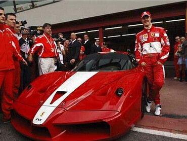 Ferrari может показать FXX Evoluzione
