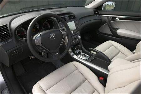 Модель TL - бестселлер Acura