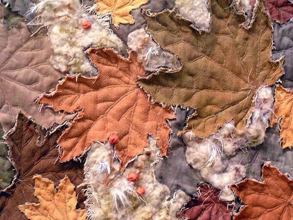 Листья (фрагмент)