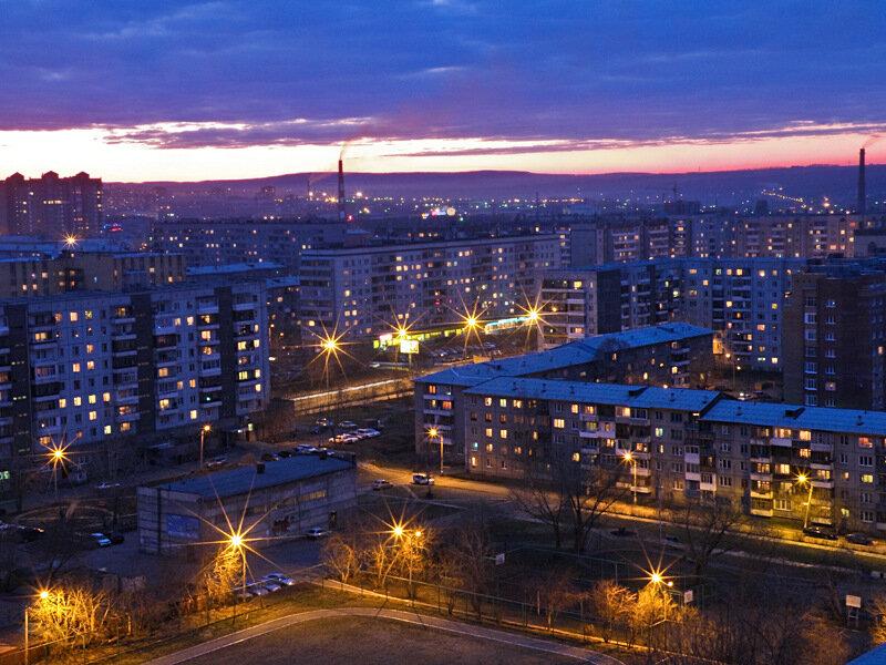 Красноярск сегодня