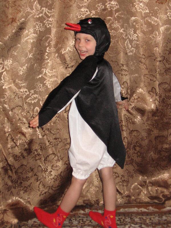 В прокат пингвинов не видела.  На какой возраст костюм нужен?  Немного картинок для полёта фантазии.