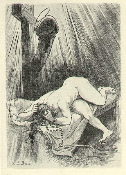 эротические рисунки Martin Van Maele