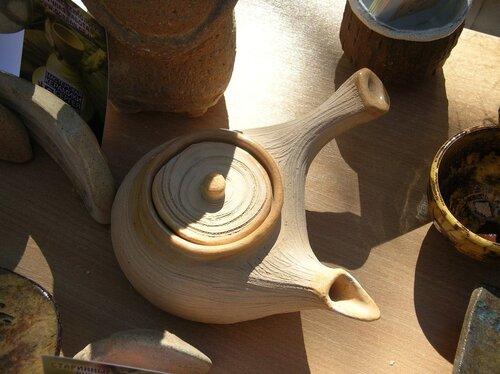Набережная - Керамика (забавный чайничек)