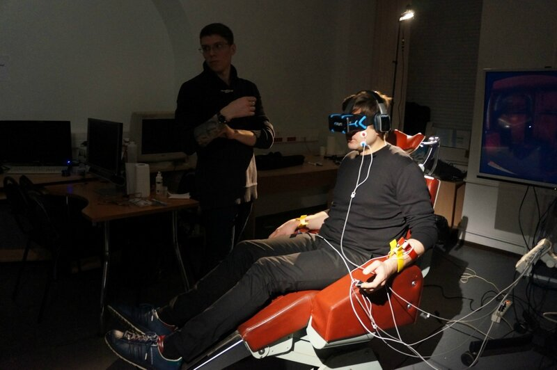 Виртуальная реальность и эмоции