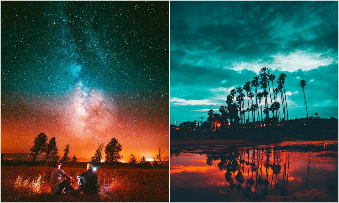 Красочные снимки Брайтона Гальвана