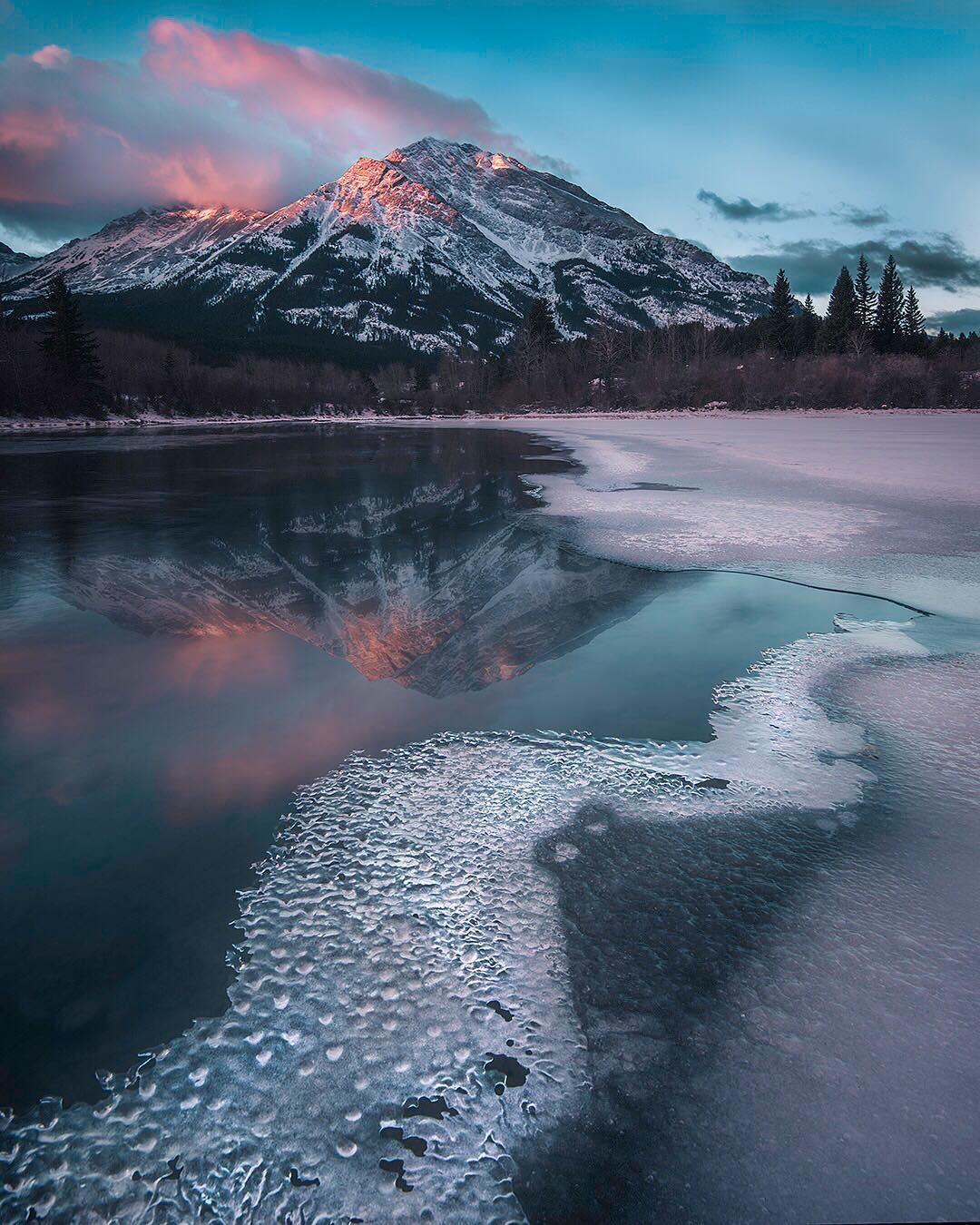 Канадская природа на снимках Stacy William Head