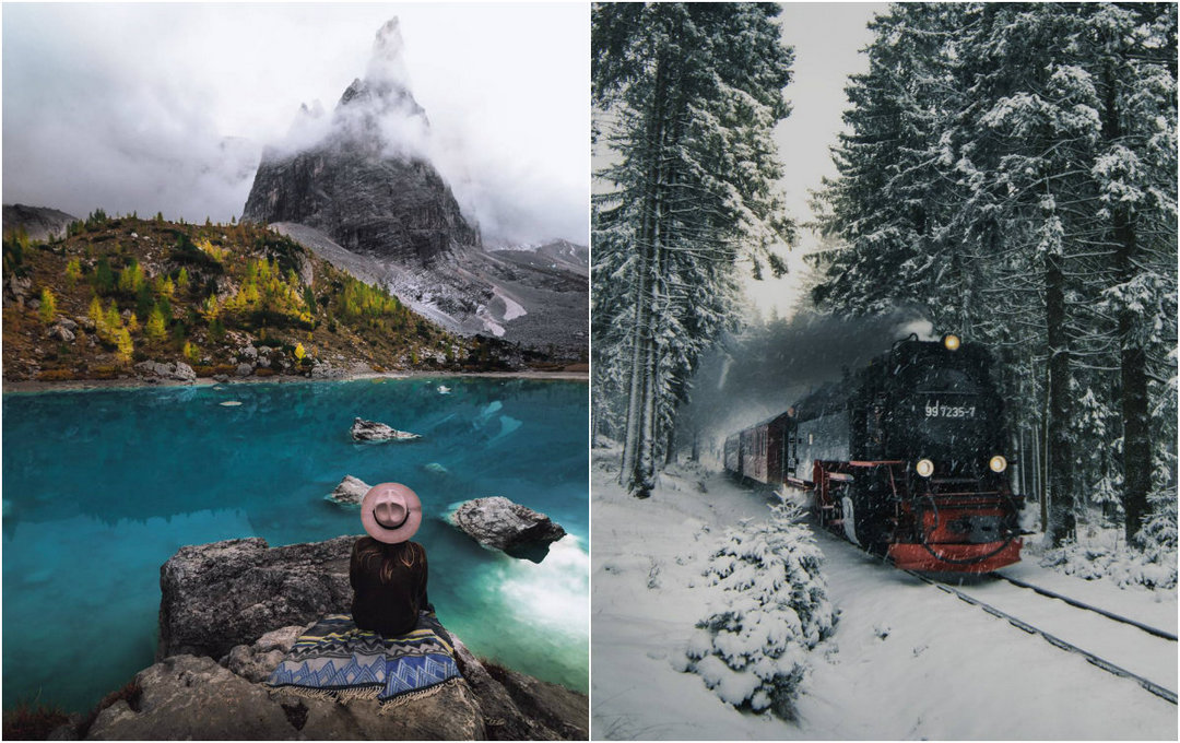 Travel and adventure in the pictures of Marcel Siebert