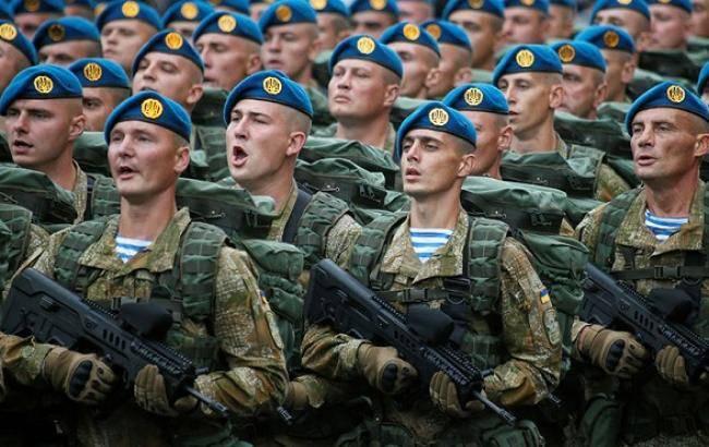 День украинского десантника по-новому | Утренняя Свобода. Часть 1