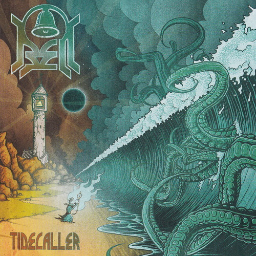 Bell - 2017 - Tidecaller [High Roller Rec., HRR 561 CD, Germany]