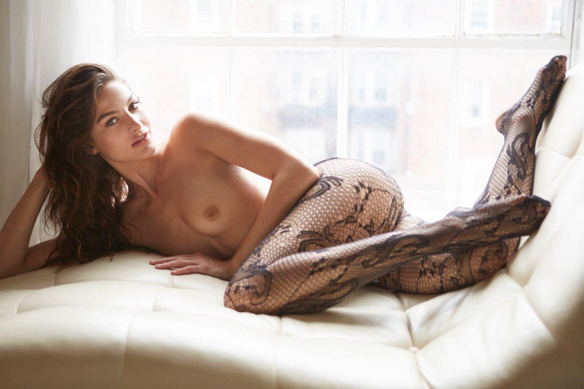 Christina Ionno by Antoine Verglas