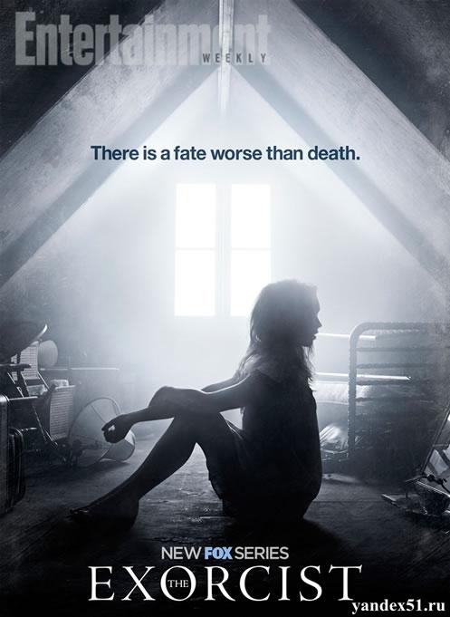 Изгоняющий дьявола (1 сезон: 1-10 серии из 10) / The Exorcist / 2016 / ПД (Кубик в Кубе) / WEB-DLRip + WEB-DL (720p) + WEB-DL (1080p)