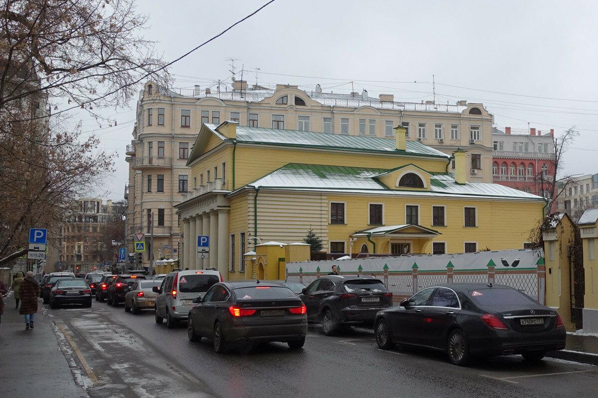 Денежный переулок
