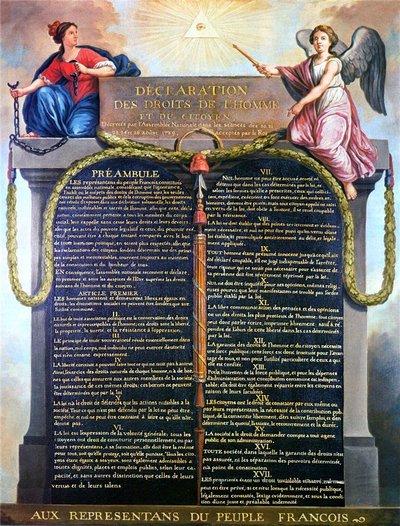 «Декларации прав человека и гражданина»