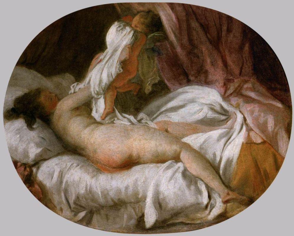 Мастер игриво-эротических картин - Фрагонар