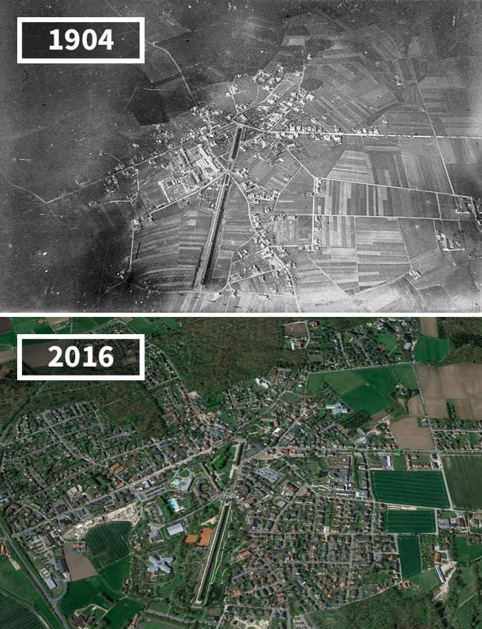 15. Ул. Марчина, Познань, Польша, 1945 — 2017