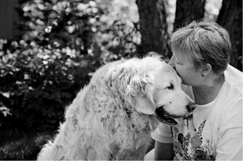 18. «Заботливые владельцы домашних животных поймут радость, которую собаки принесли в жизнь этих люд