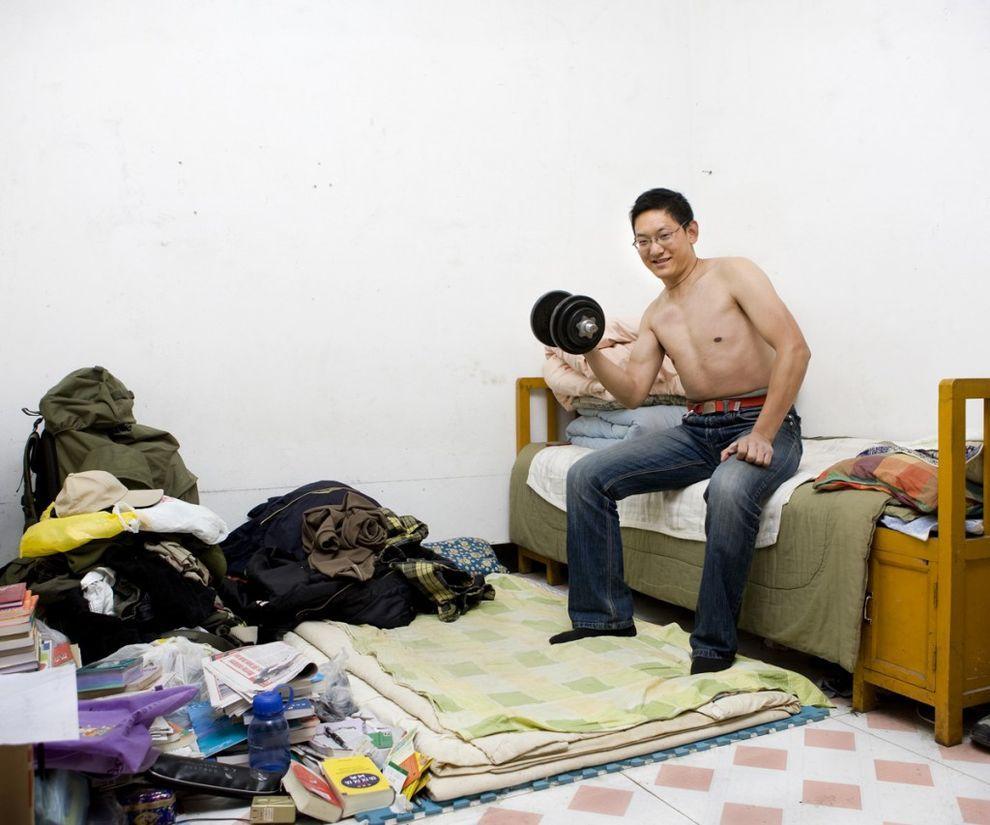 11. Бай Йонглан, 28 лет, Сиань, Китай   Бай родился в Сиане — китайском городе, известным своей