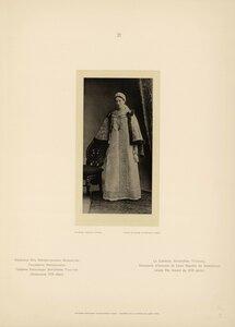 Фрейлина Их Императорских Величиств Государынь Императриц Графиня Александра Дмитриевна Толстая