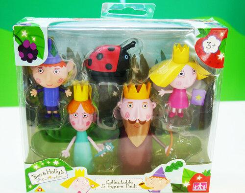 бен и холли маленькое королевство игрушки