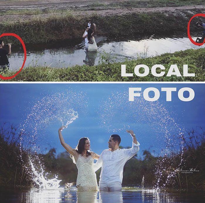 Грамотный фотошоп для крутых фоточек