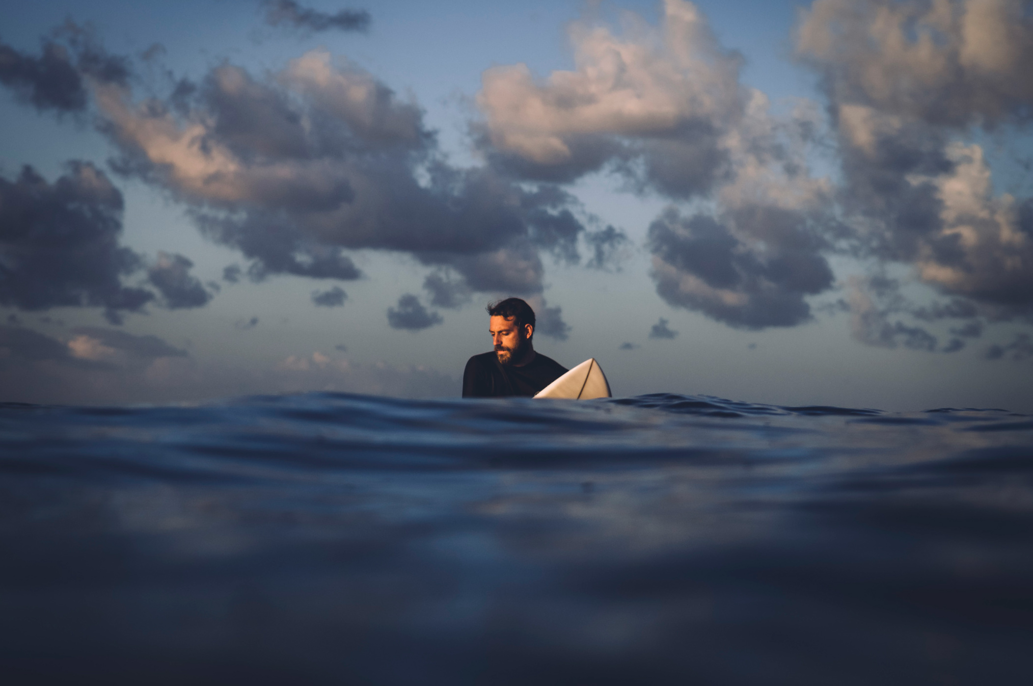 Dramatic Surfing Photos by Kalle Lundholm