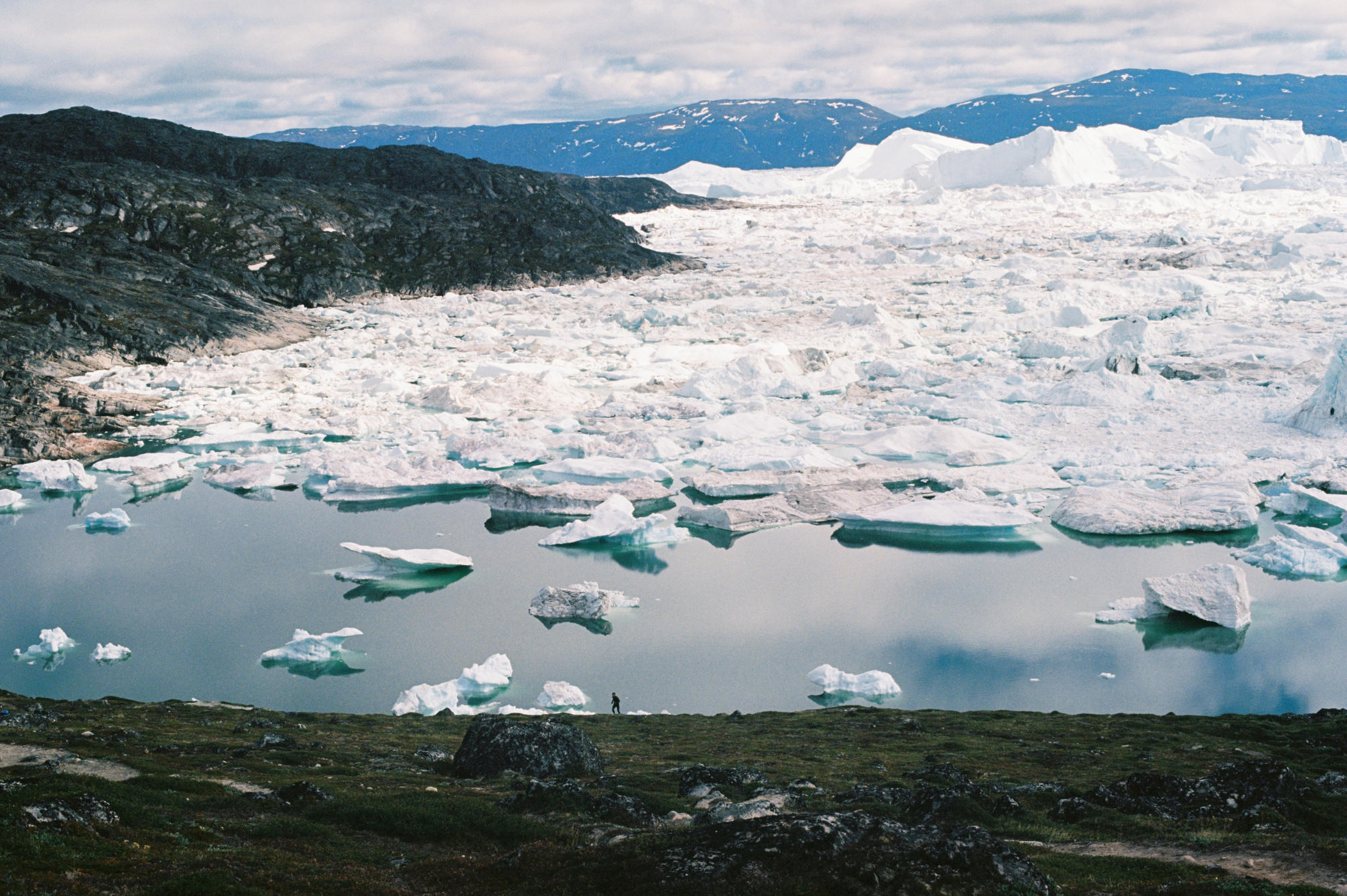 Breathtaking views of Greenland by Andre Terras Alexandre