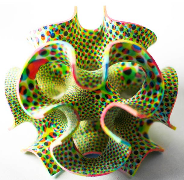 Sugar Lab – New awesome creations of 3D printed sugar